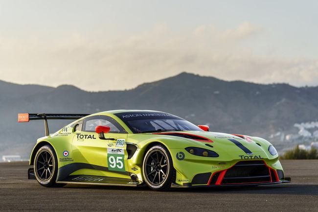 Aston Martin : les Vantage GT3 et GT4 en approche
