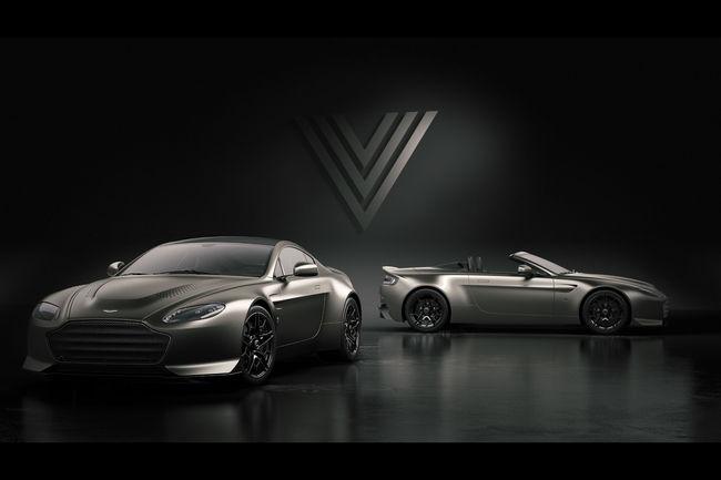 Série spéciale Aston Martin V12 Vantage V600