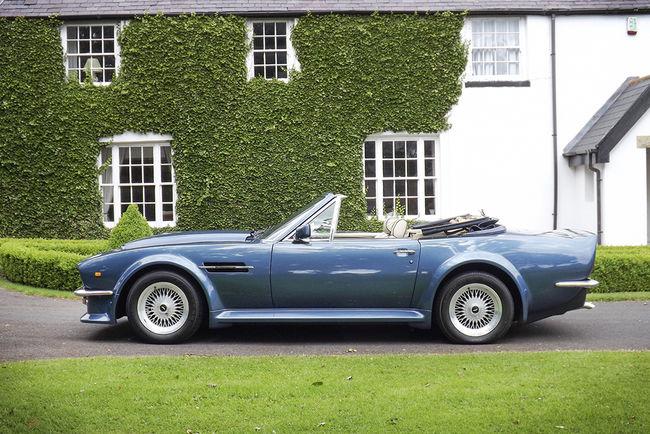 Silverstone Auctions : Aston Martin Vantage Volante X-Pack