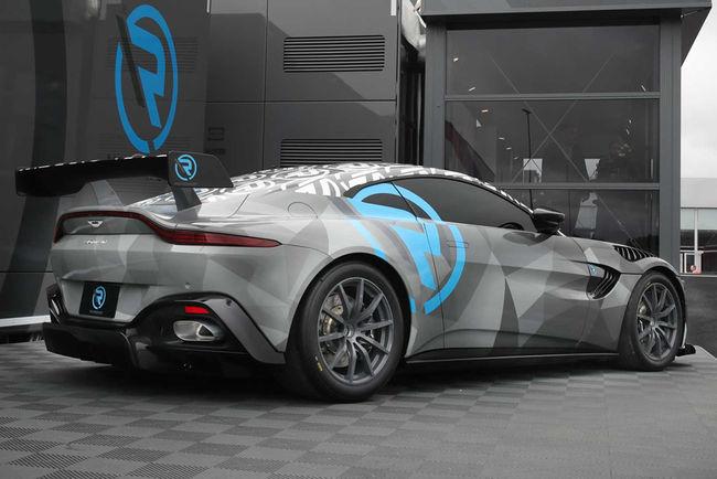 Aston Martin et R-Motorsport lancent la Vantage Cup