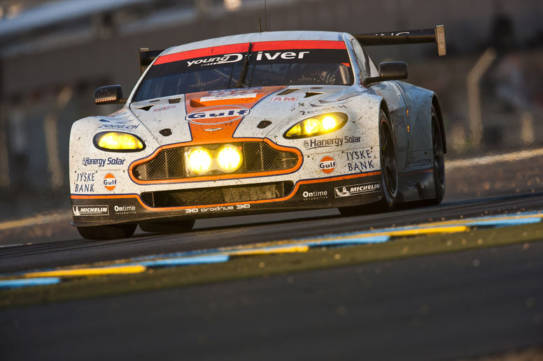 WEC : Aston Martin Racing arrête son programme officiel