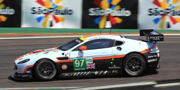 Aston Martin Racing prend pied aux USA