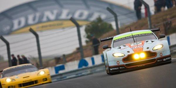 Aston Martin déjà devant en catégorie GTE