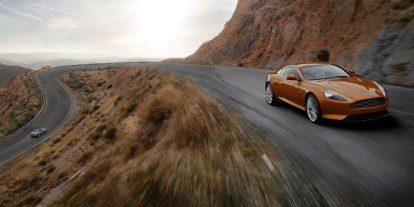 L'Aston Martin Virage de retour à Genève