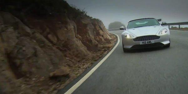 L'Aston Martin Virage en vidéo