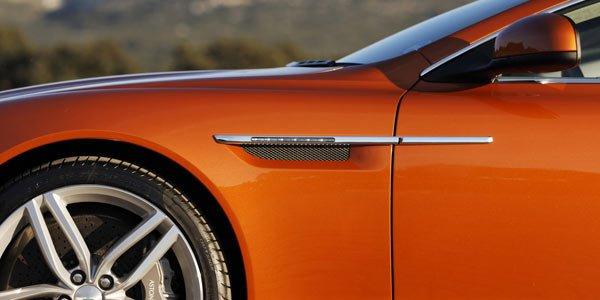 Les tarifs de l'Aston Martin Virage