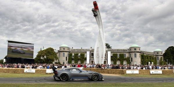 Bientôt une version routière de l'Aston Vulcan ?