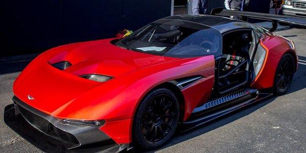 L'Aston Martin Vulcan débarque aux USA