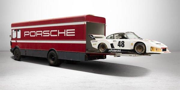 Auctionata : vente Porsche à Hambourg