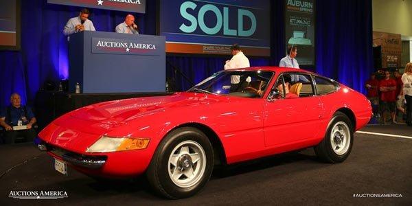 Auctions America brille en Floride