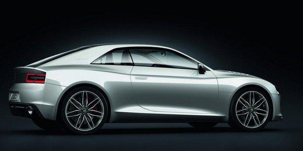 Audi Transmission Intégrale Quattro