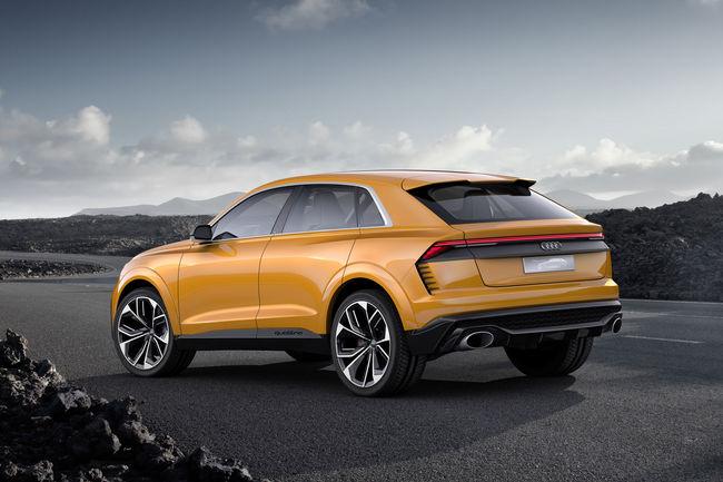 Audi : deux nouveaux SUV bientôt en production