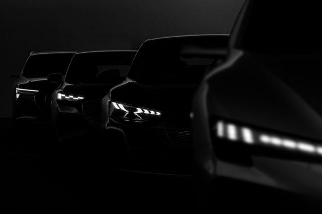 Audi : quatre plateformes électriques pour l'avenir