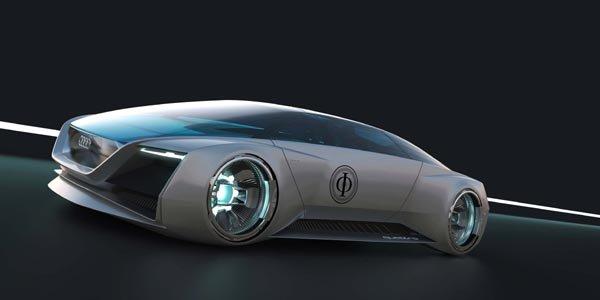Audi à l'avant-première de Ender's Game