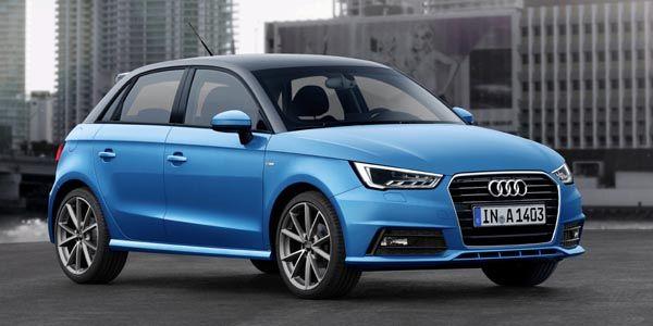 Audi refait une beauté à son modèle A1