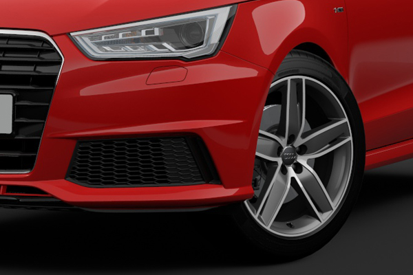Ouverture des commandes pour l'Audi A1 S Edition