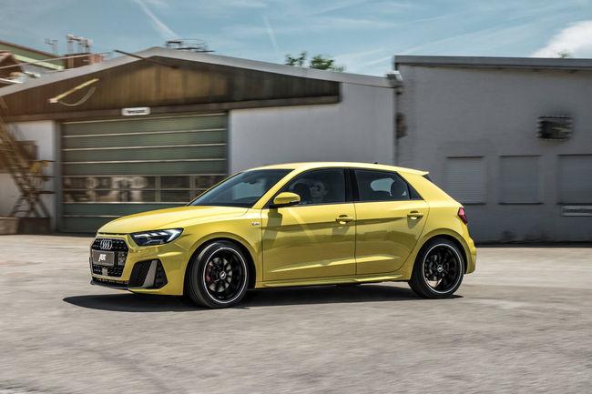 240 ch pour l'Audi A1 revue par ABT Sportsline