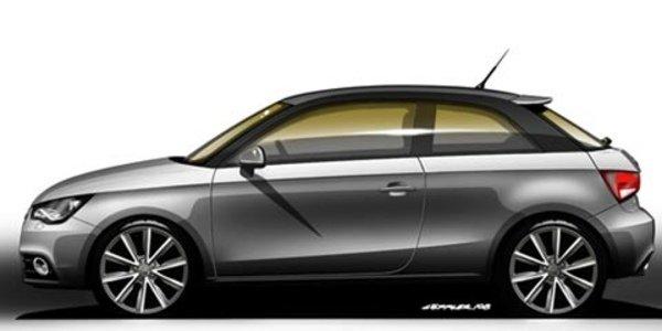 Audi A1 : enfin !