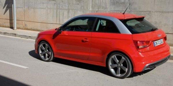 Audi A1 : les tarifs !