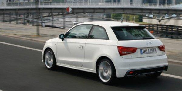Audi A1 1.4 TFSI, en attendant le S