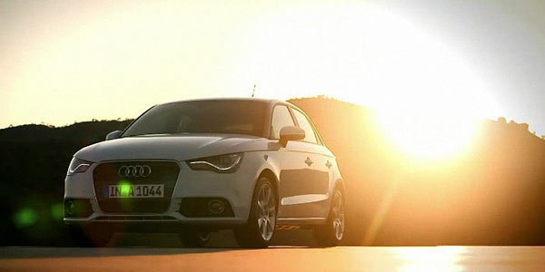 L'Audi A1 gagne 2 portes
