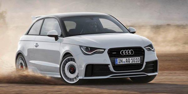 Audi A1 Quattro : l'excès !