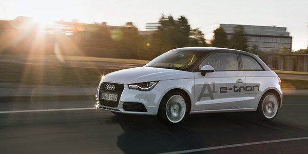 Audi met à jour l'A1 e-tron
