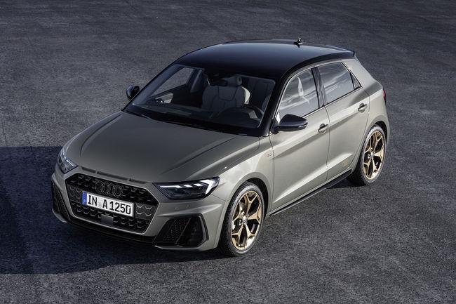 Audi présente la nouvelle A1 Sportback