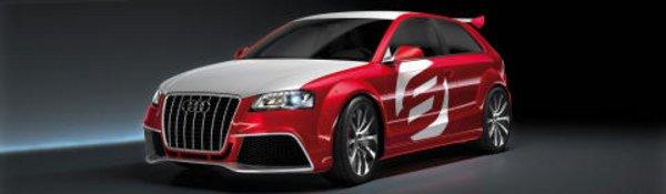 Audi A3 clubsport : le TDI se lâche !