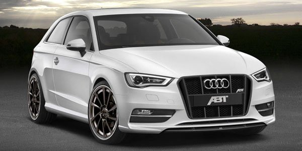 ABT s'occupe de l'Audi A3
