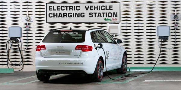 Audi A3 e-tron : 100% électrique