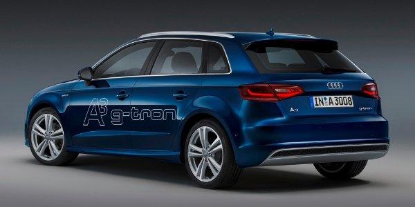Audi A3 g-tron : essence ou gaz !