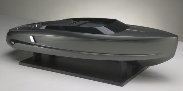 Audi A30 Powerboat par Jorge Jabor