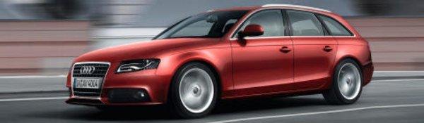 Audi A4 Avant : du coffre, enfin !
