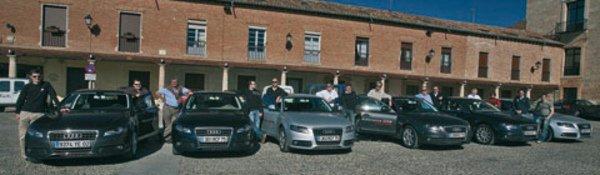 Audi démontre la sobriété du 2.0 TDI