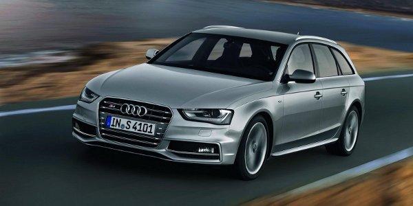 La gamme Audi A4 restylée