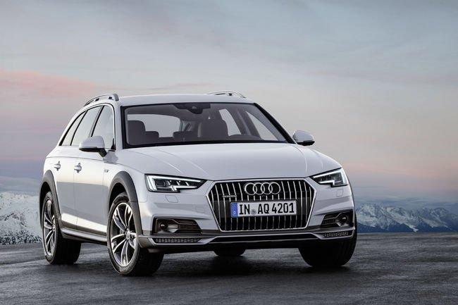 Audi A4 allroad quattro : carnet de commande ouvert