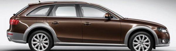 L'Audi A4 se décline en version Allroad