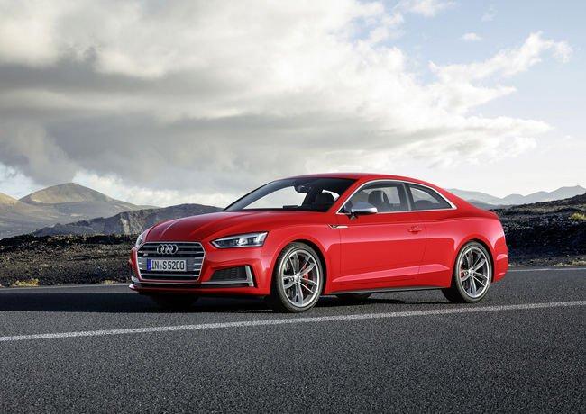 Audi dévoile sa nouvelle A5 Coupé