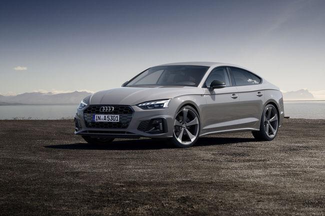 L'Audi A5 passe au restylage