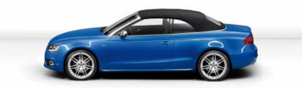 L'Audi A5 enlève le haut