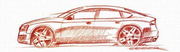 Audi A5 Sportback... ou A4 coupé ?