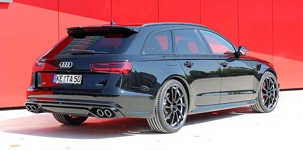 L'Audi A6 revue par ABT Sportsline
