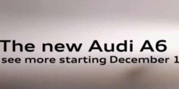 Audi tease la nouvelle A6