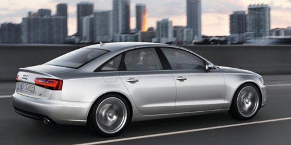Nouvelle Audi A6 2011