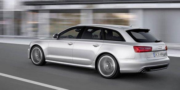Tarif de l'Audi A6 Avant