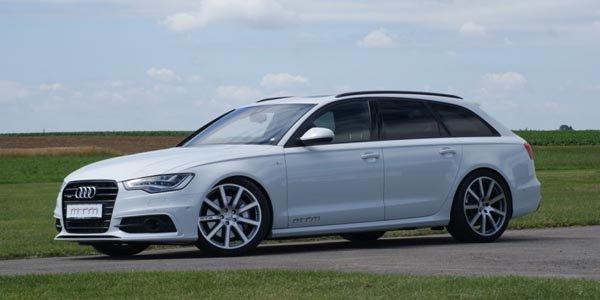 MTM se penche sur l'Audi A6 Avant BiTDI