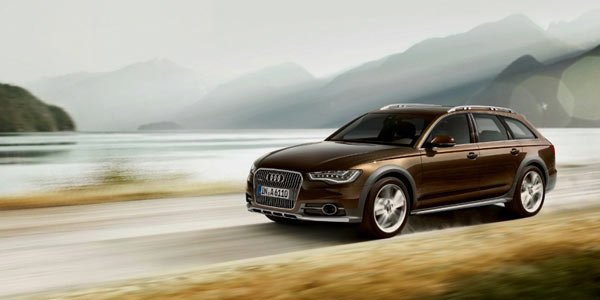 Audi A6 Allroad 2012 : sans surprises