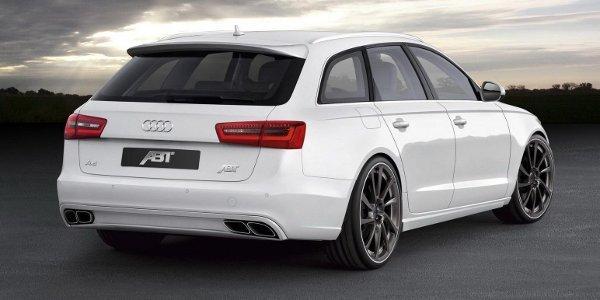 ABT s'attarde sur l'Audi A6 Avant