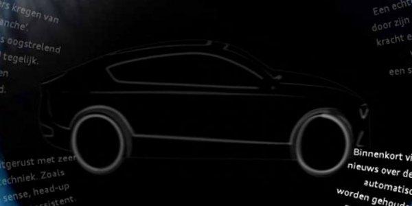 Premier teaser pour l'Audi A7